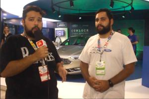 Read more about the article Tecnologia Automotiva na Campus Party Brasil – Piloto automático e conectividade