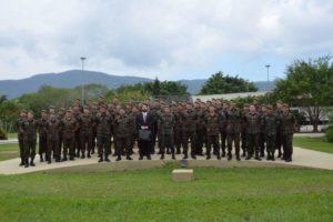 Read more about the article Visita ao Centro de Tecnologia do Exército