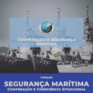 Read more about the article Palestra no Colóquio de Segurança Marítima da Escola de Guerra Naval