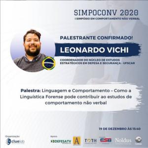 Read more about the article Palestra: Simpósio internacional em comportamento não verbal